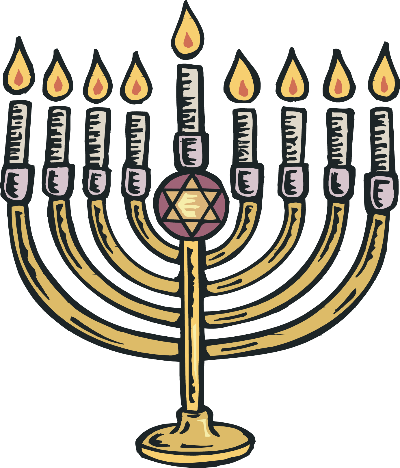 Menorah Photos.