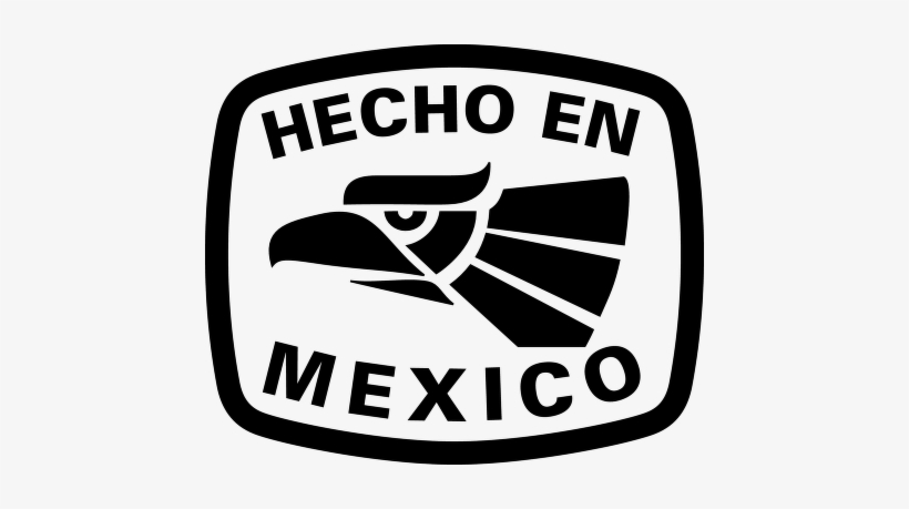 Mexico, Hecho En™ Logo Vector, Download In Eps Vector.