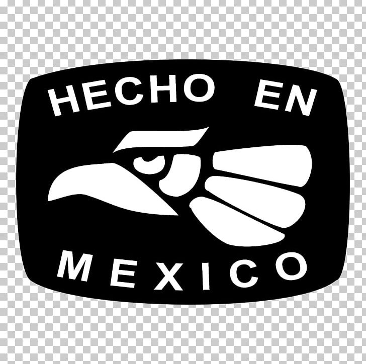 Logo Mexico Emblem Hecho En México Decal PNG, Clipart, Area, Black.
