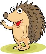 Hedgehog Clipart Free.
