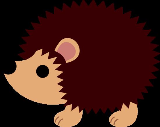 hedgehog silhouettes free.