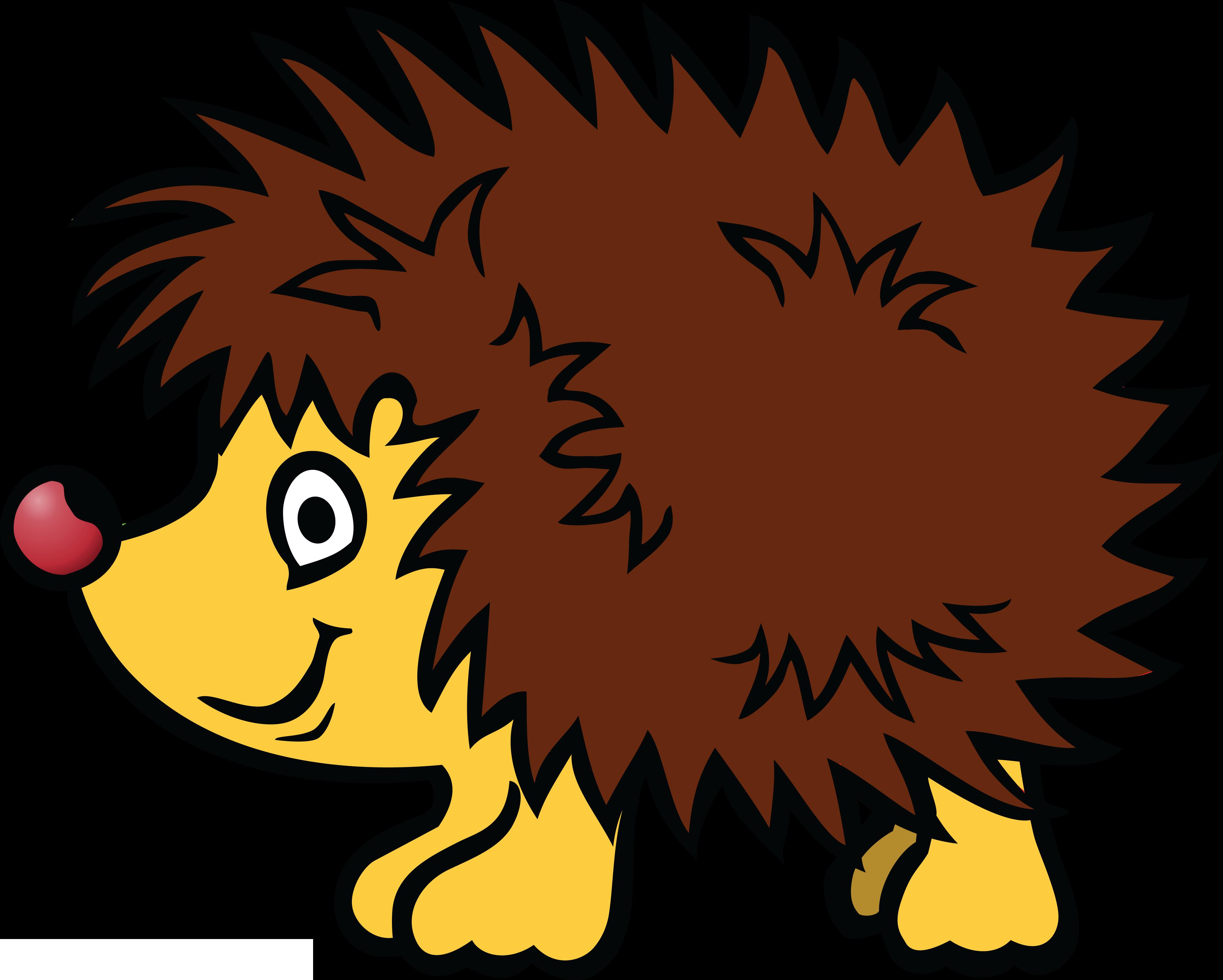 Woodland clipart hedgehog, Woodland hedgehog Transparent.