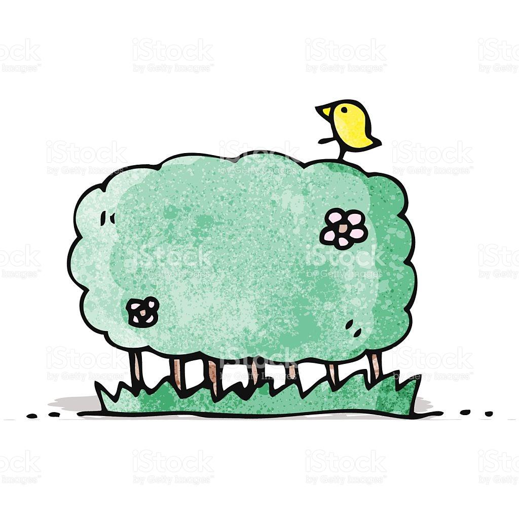 Cartoon Hedgerow stock vector art 516393761.