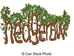 Hedgerow Clip Art and Stock Illustrations. 97 Hedgerow EPS.