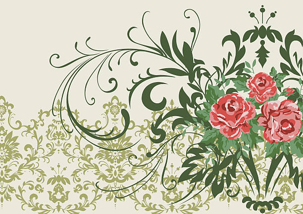 Hedge Rose Clip Art, Vector Images & Illustrations.
