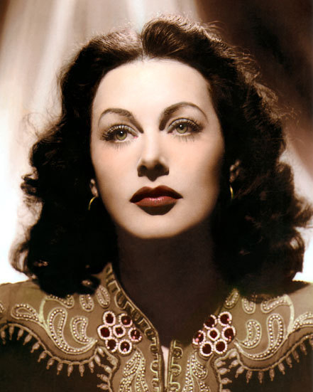 Hedy Lamarr The Heavenly Body 1944 Hollywood Movie Star.
