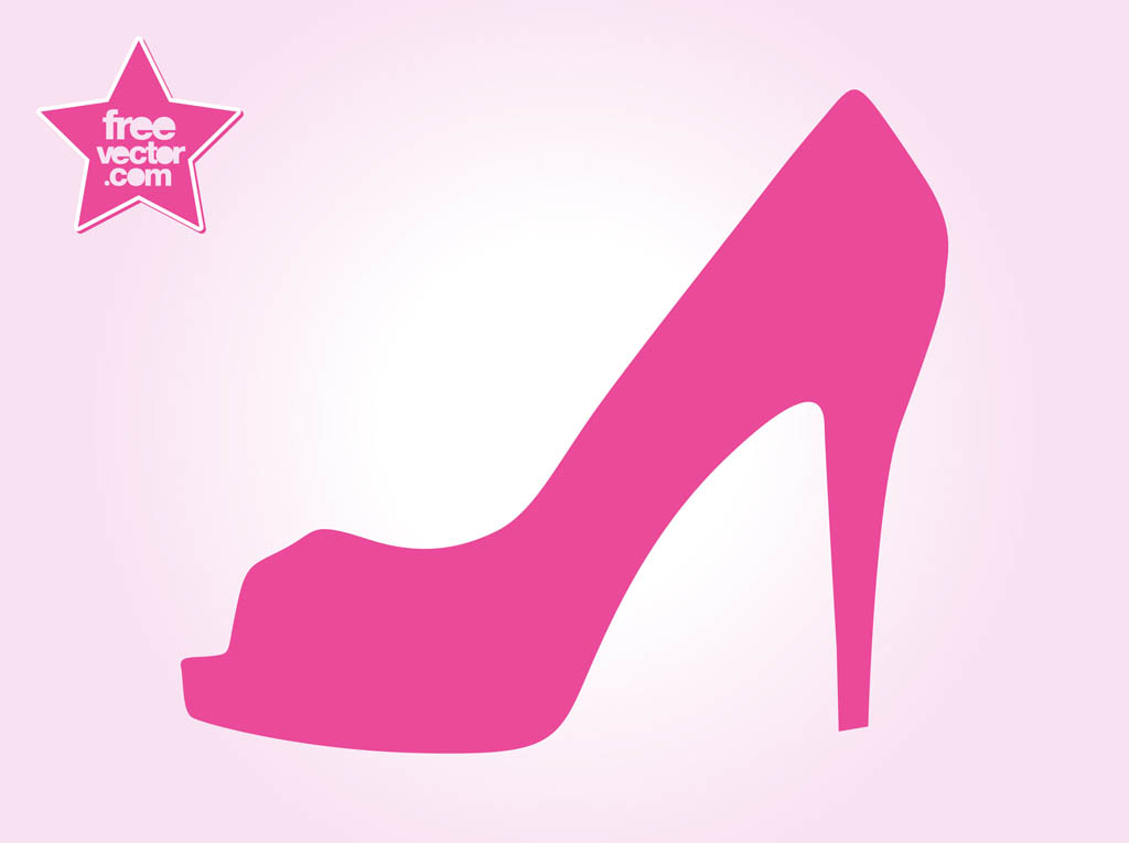 heeled shoes clipart clipground