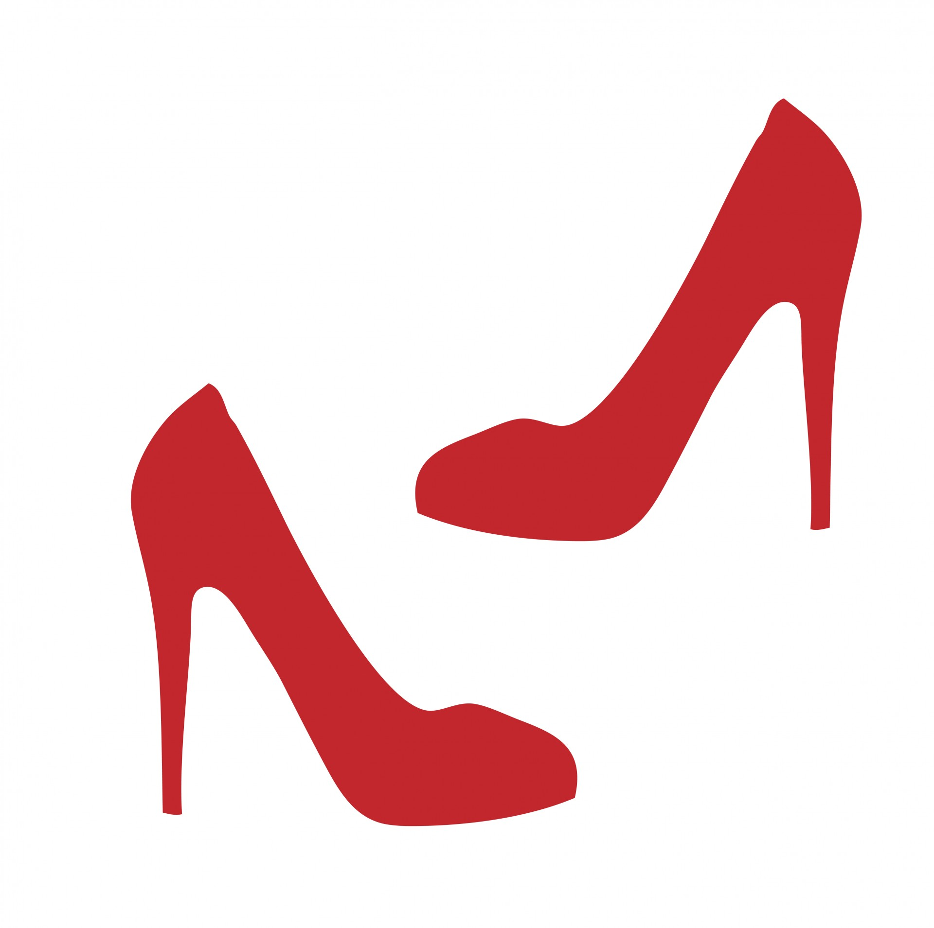 Stiletto heel clip art.
