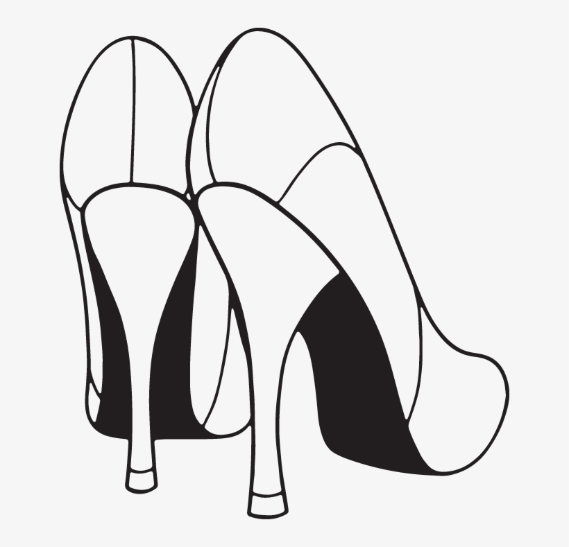 Shoes Clipart Heel.