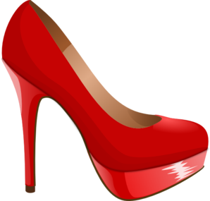 High heels shoes clipart clipartfest 3.