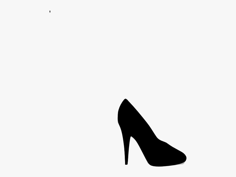 Photos Of Funky High Heel Clip Art Black High Heels.