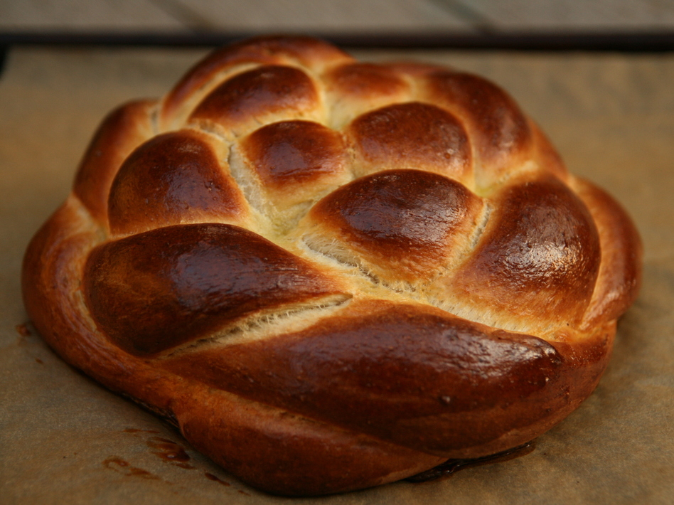 Rosh Hashana's Sacred Bread Offers Meaning In Many Shapes And.