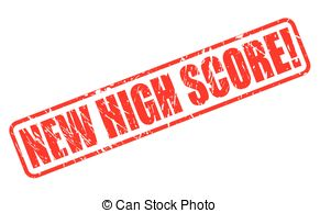 Highest Score Clip Art.