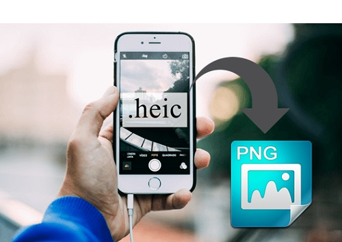2 Best Ways to Convert iOS 11 HEIC Photos to PNG.