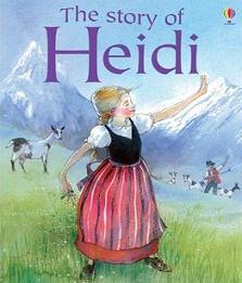 Free Heidi Clipart.