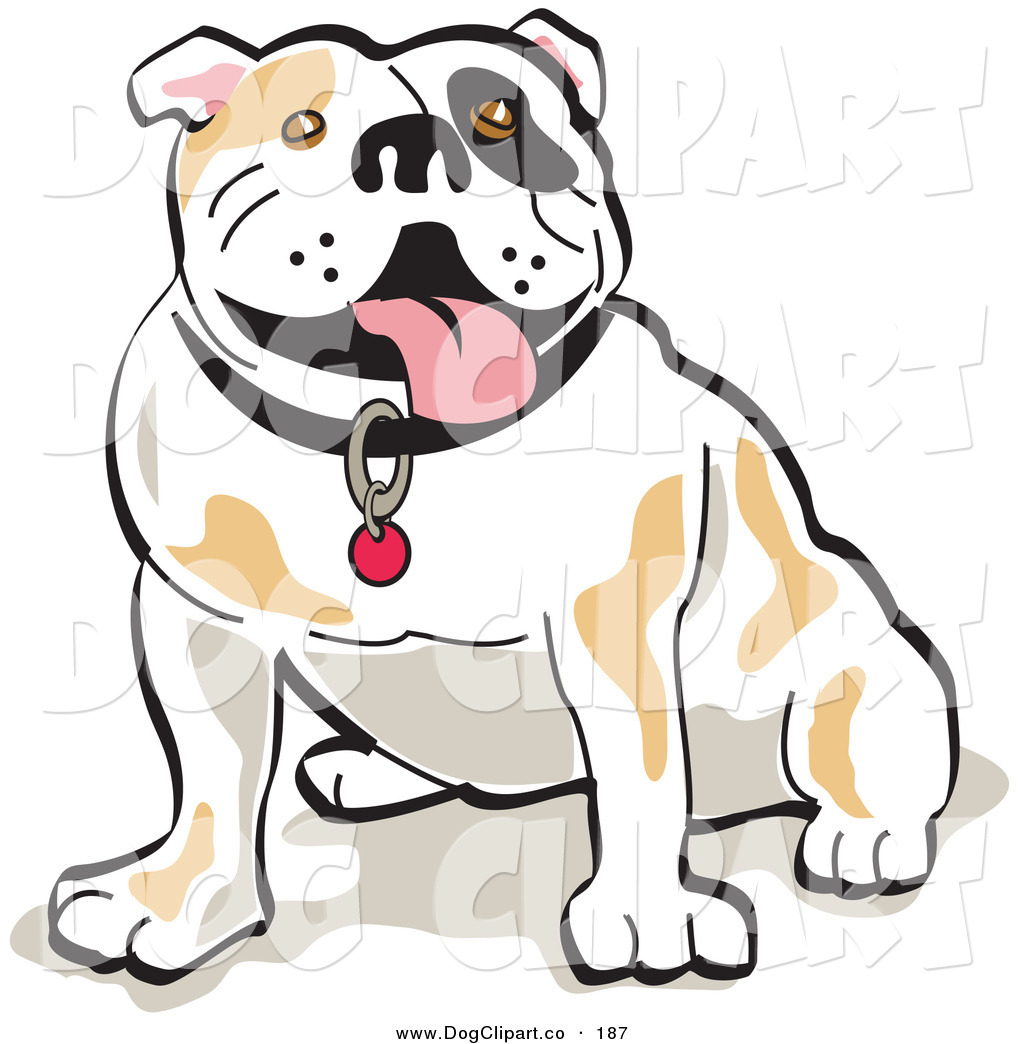 Dog Mean Lady Clipart.