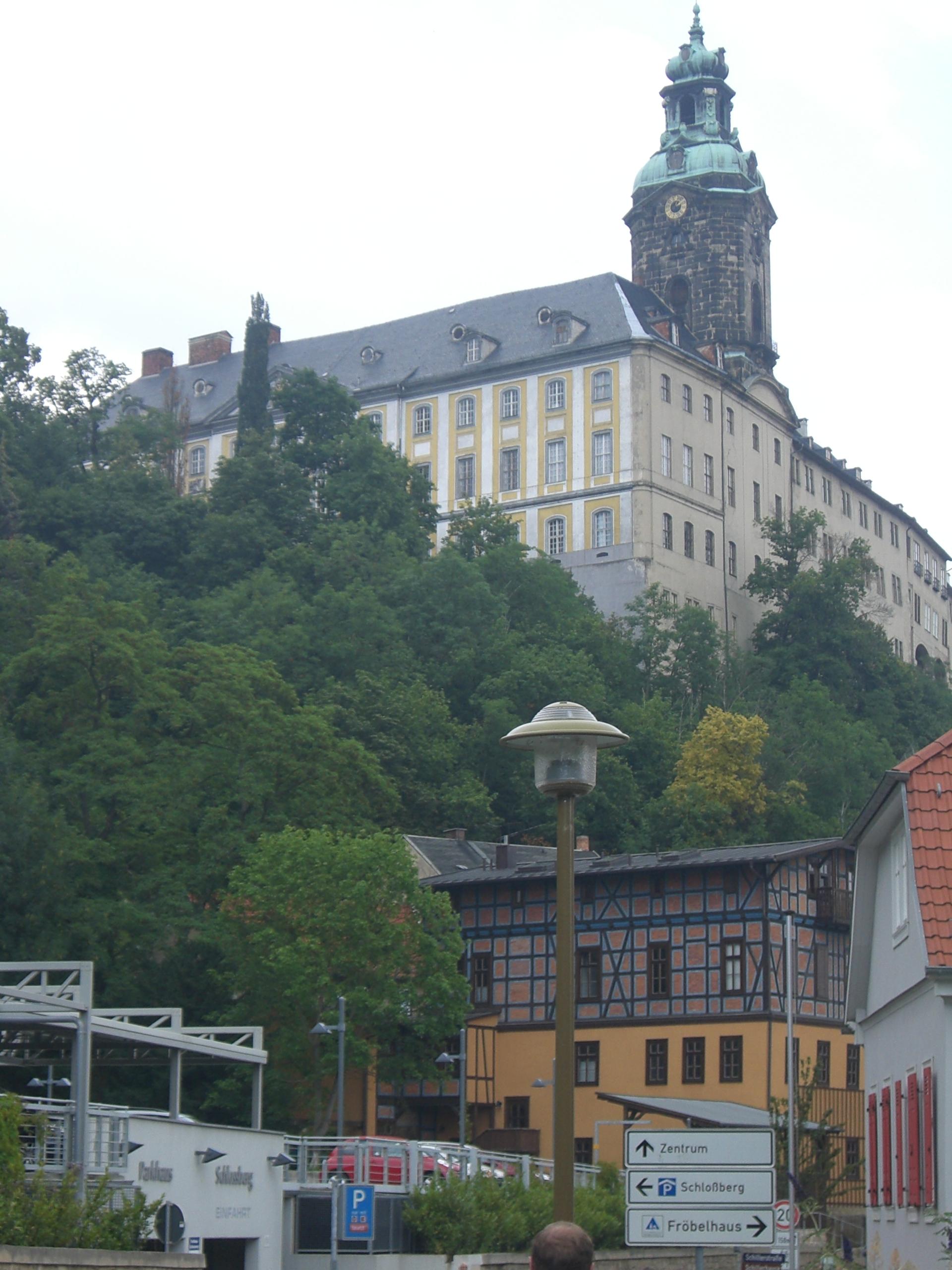 Schwarzburg.