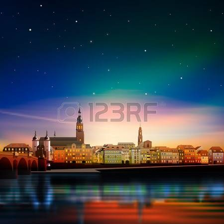 152 Heidelberg Stock Illustrations, Cliparts And Royalty Free.