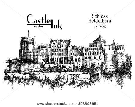 Heidelberg Stock Vectors, Images & Vector Art.