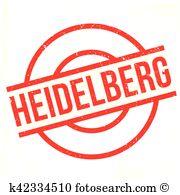 Heidelberg Clip Art Vector Graphics. 104 heidelberg EPS clipart.