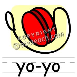 Yoyo Clipart.
