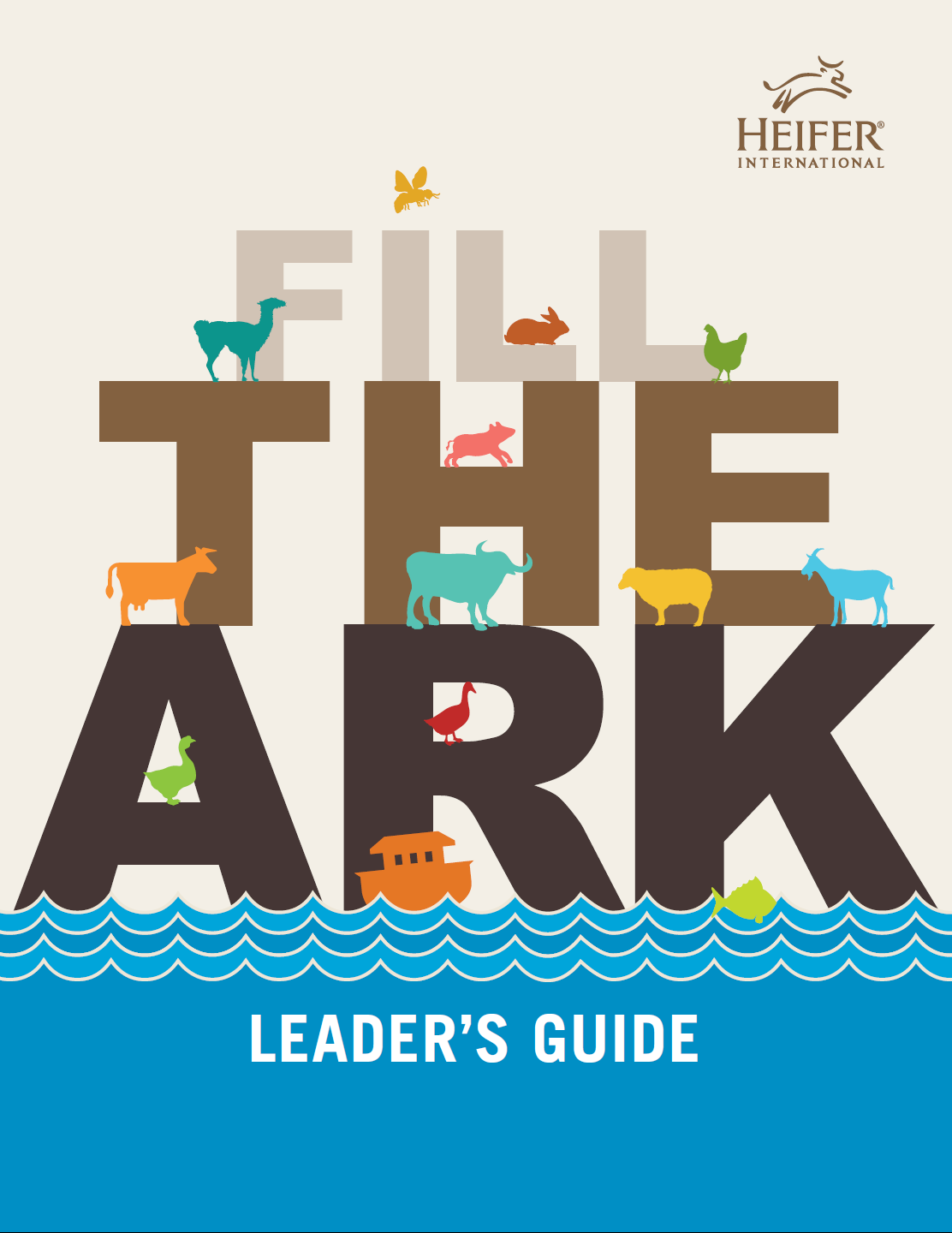 Fill The Ark Leader's Guide.