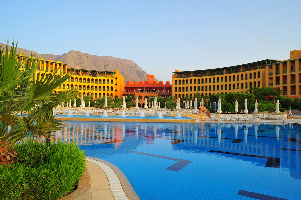 Book Strand Beach and Golf Taba Heights.