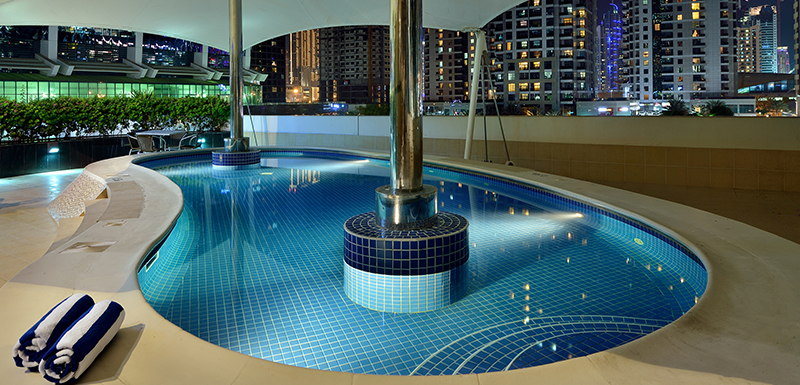 Hotel Apartments in Dubai.
