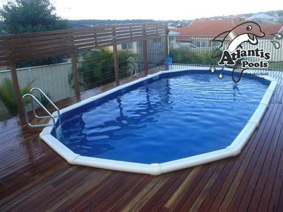 Heights outdoor pool clipart #16
