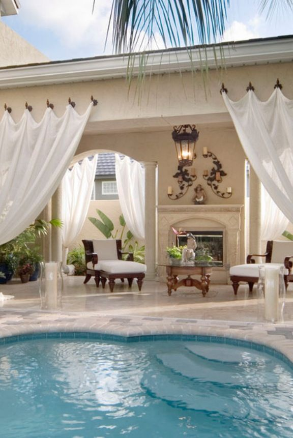 1000+ ideas about Outdoor Pool Areas on Pinterest.