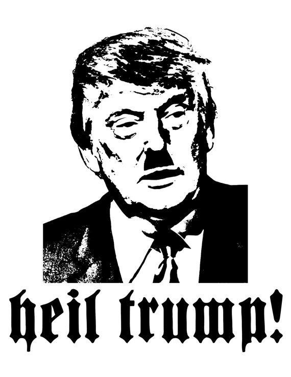 Heil Trump T.