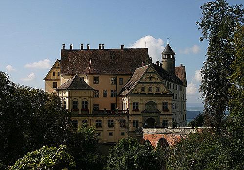 Heiligenberg Castle, Heiligenberg, Germany.