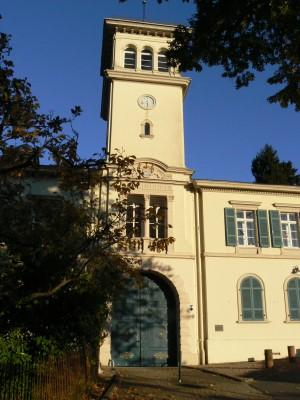 Description of Castle Heiligenberg/Odenwald.