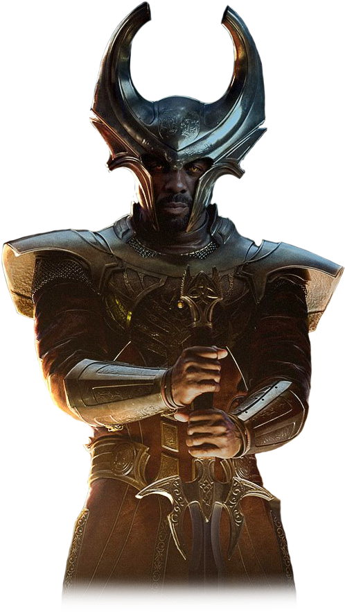 HD Heimdall In Marvel Transparent PNG Image Download.