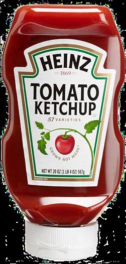 Ketchup Clipart Heinz Ketchup.