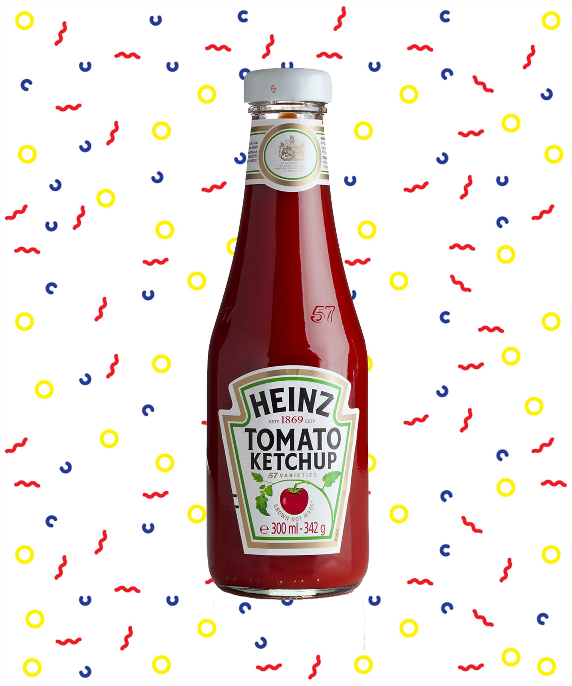 Heinz Ketchup Bottle Trick.