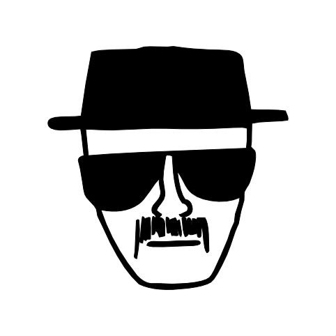 Breaking Bad Decal #WalterWhite #Heisenberg #VinylInfinity.