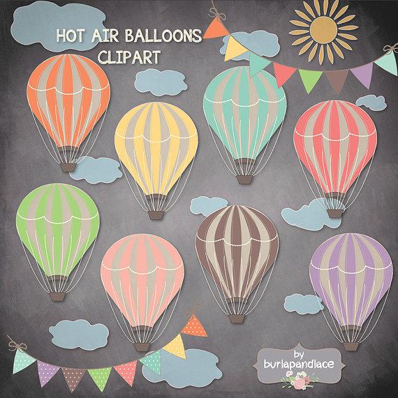 Heißluftballon Korb Clipart.