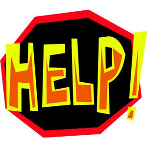Help Clipart.