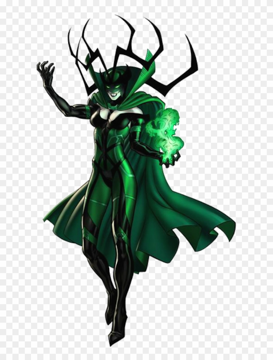 Hela Is A Supervillain From Marvel Comics.