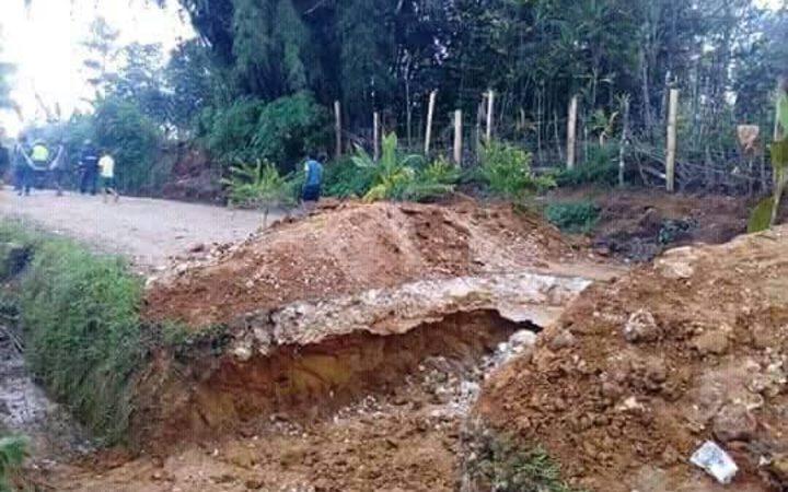 Hela landowners vandalise gas project, block road in PNG.