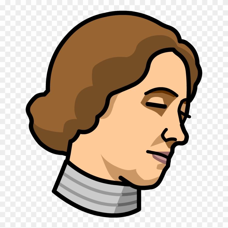 Easy Drawing Of Helen Keller Clipart (#393455).