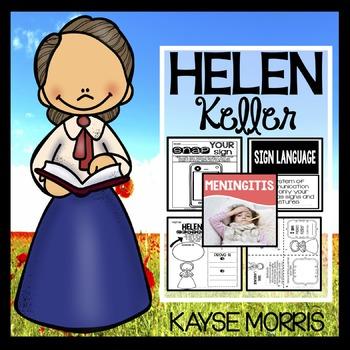 Helen Keller Clipart Worksheets & Teaching Resources.