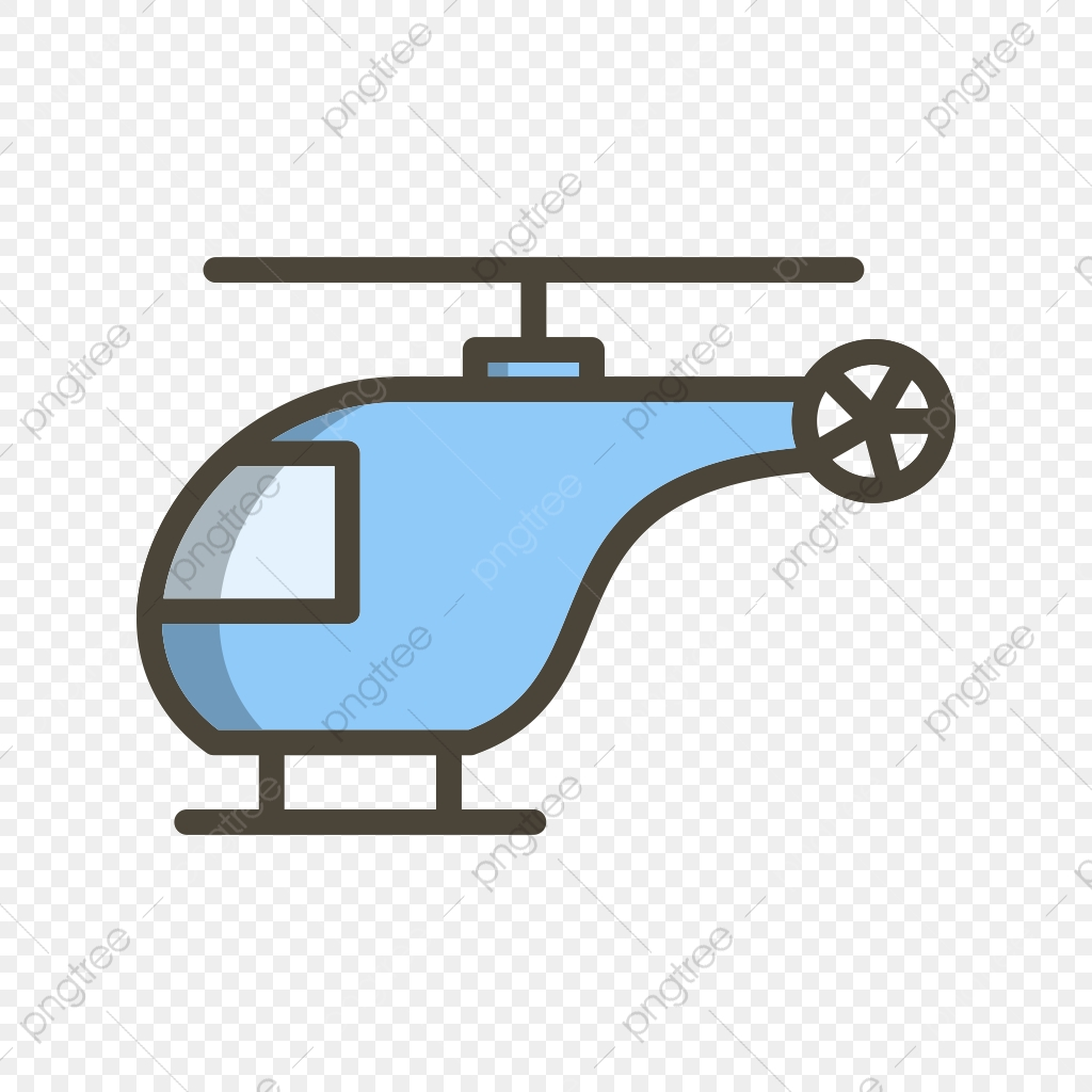 Helicopter Vector Icon, Copter Icon, Fly Icon, Helicopter Icon PNG.