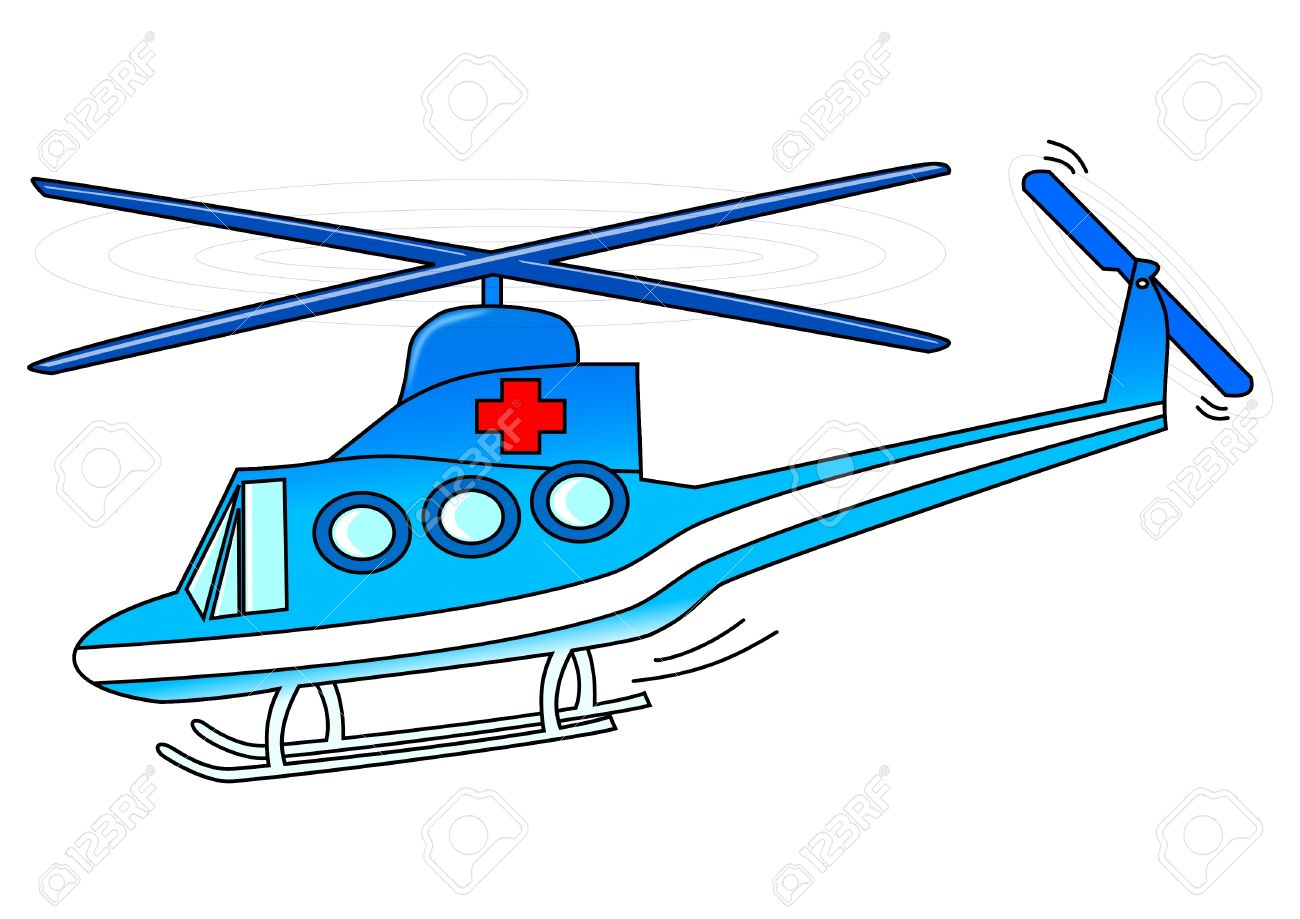 Rescue Helicopter Royalty Free Cliparts, Vectors, And Stock.