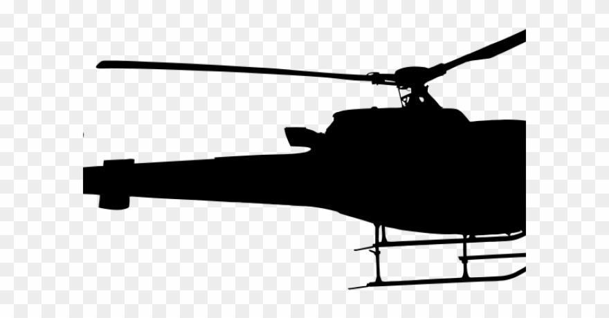 Helicopter Clipart Military Helicopter.