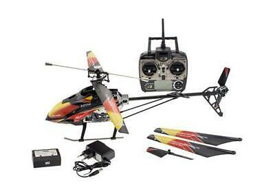 MONSTERTRONIC RC MODEL Helicopters Mt400 Heli Fix Pitch.
