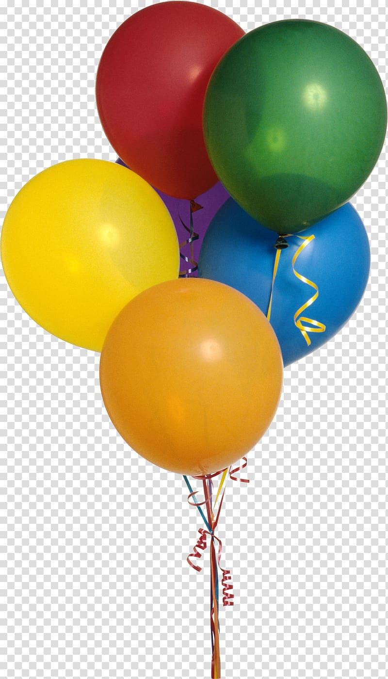 Gas balloon Helium , balloon transparent background PNG clipart.