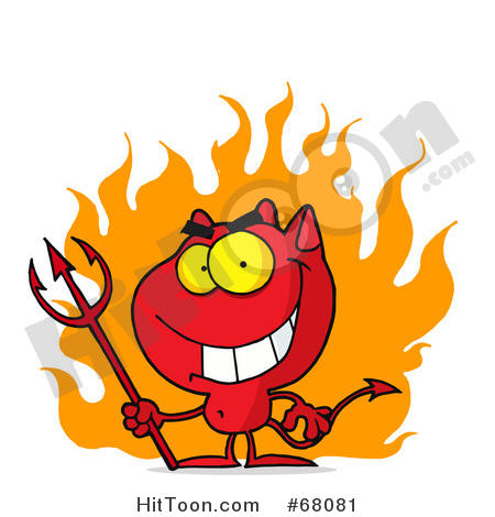 Hell Clipart #1.
