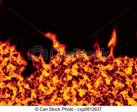 Stock Illustrations of exploding hell.